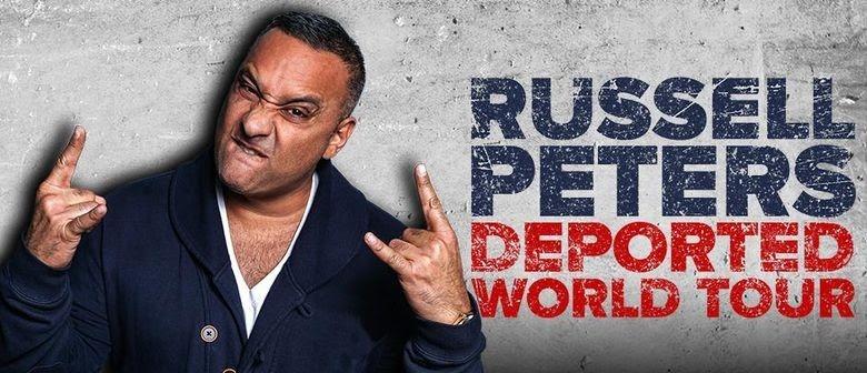 Russel Peters Deported World Tour @ NJPAC! @ NJPAC | New York | New York | United States