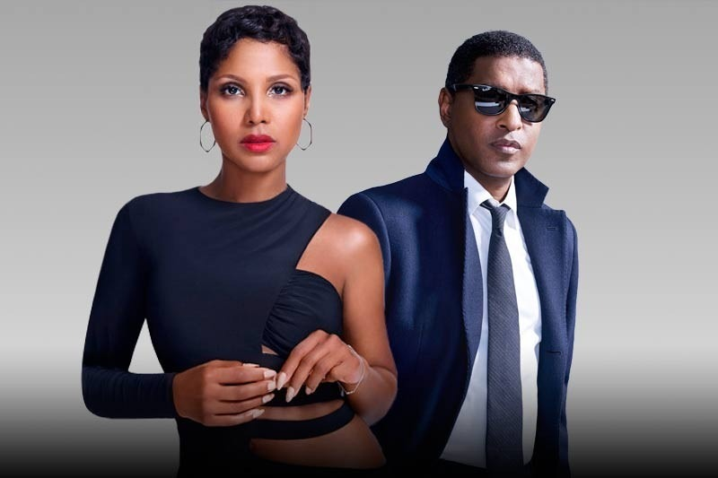 "Toni Braxton ""As Long As I Live"" Tour @ Prudential Center"