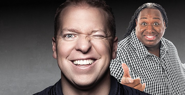 Gary Owen with Special Guest  Bruce Bruce @ NJPAC Prudential Hall